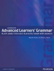 Longman Advanced Learners' Grammar - cover