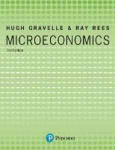 Microeconomics - Hugh Gravelle,Ray Rees - cover