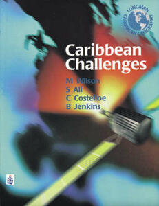 Caribbean Challenges - cover