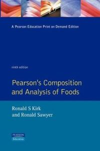 Pearson's Composition and Analysis of Foods - cover