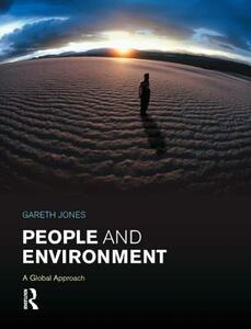 People and Environment: A Global Approach - Gareth Jones - cover