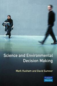 Science and Environmental Decision Making - cover