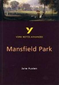 Mansfield Park: York Notes Advanced - Delia Dick - cover