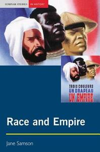 Race and Empire - Jane Samson - cover
