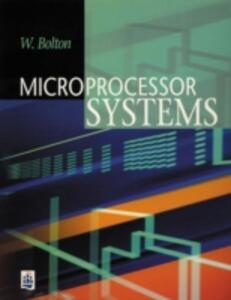 Microprocessor Systems - William Bolton - cover