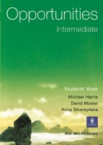 Opportunities - Michael Harris,David Mower - cover