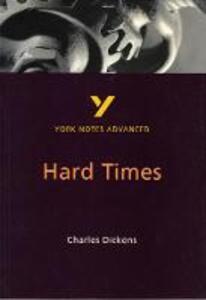 Hard Times: York Notes Advanced - Neil McEwan - cover