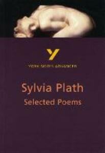 Selected Poems of Sylvia Plath: York Notes Advanced - Rebecca Warren - cover