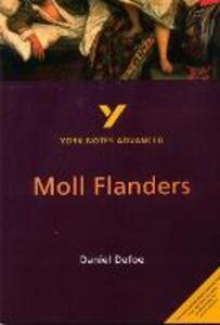 Moll Flanders - Delia Dick - cover