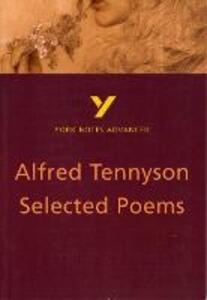 Selected Poems of Tennyson: York Notes Advanced - Glennis Byron - cover