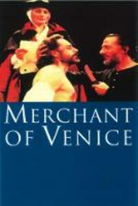Merchant of Venice - W. Shakespeare - cover