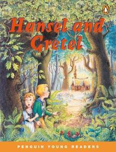 Hansel & Gretel - cover