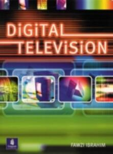 Digital Television - Ibrahim Fawzi - cover