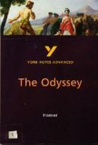 The Odyssey: York Notes Advanced - Robin Sowerby - cover