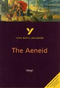 The Aeneid: York Notes Advanced - Robin Sowerby - cover