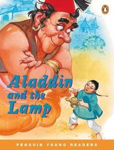 Aladdin & The Lamp - cover