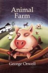 Animal Farm - George Orwell,Andrew Bennett,Jim Taylor - cover