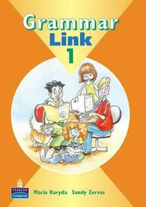 Grammar Link 1 Student Book - cover