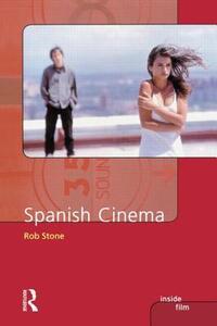 Spanish Cinema - Rob Stone - cover