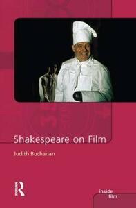 Shakespeare on Film - Judith R. Buchanan - cover
