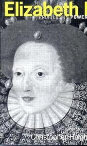 Elizabeth - Christopher Haigh - cover