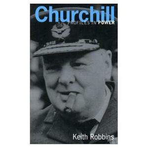 Churchill - Keith Robbins - cover