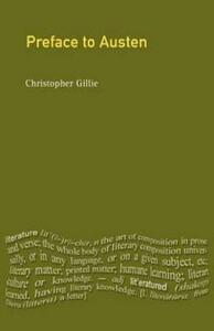 A Preface to Jane Austen: Revised Edition - Christopher Gillie - cover