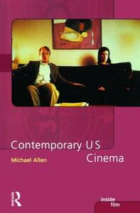 Contemporary US Cinema - Michael Allen - cover
