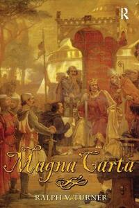 Magna Carta - Ralph Turner - cover