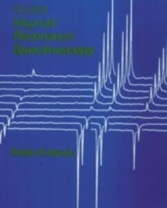 Nuclear Magnetic Resonance Spectroscopy - R. K. Harris - cover