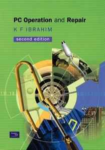 PC Operation & Repair - Ibrahim Fawzi - cover