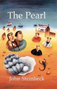 The Pearl - John Steinbeck,Gavin Jones - cover