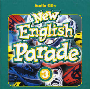 New English Parade - Theresa Zanatta,Mario Herrera - cover