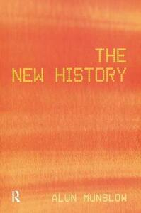 The New History - Alun Munslow - cover