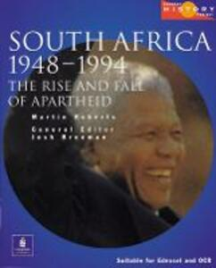 Longman History Project South Africa 1948-1994 Paper - Josh Brooman,Martin Roberts - cover