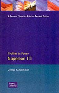Napoleon III - James F. McMillan - cover