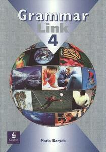 Grammar Link 4 Student Book - cover