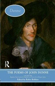 The Poems of John Donne: Volume One - cover