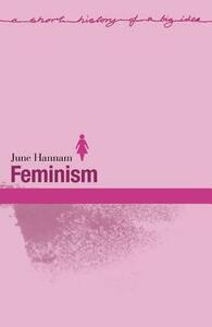 Feminism - June Hannam - cover