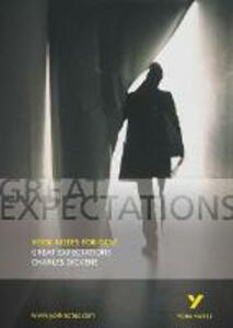 Great Expectations: York Notes for GCSE - David Langston - cover