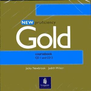 New Proficiency Gold Class CD 1-2 - Judith Wilson,Jacky Newbrook - cover