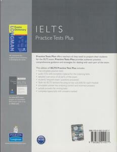 Practice Tests Plus IELTS With Key & CD Pack - Vanessa Jakeman,Clare McDowall - 2