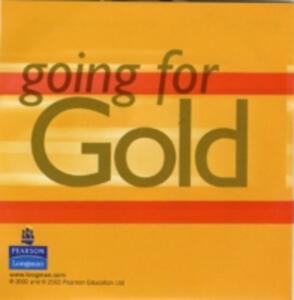 Going for Gold Intermediate Language Maximiser CD - Richard Acklam,Araminta Crace - cover