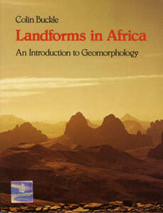 Landforms in Africa - Colin Buckle - cover