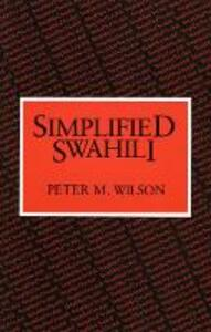 Simplified Swahili Paper - P.M. Wilson - cover