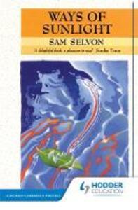 Ways of Sunlight - Sam Selvon - cover