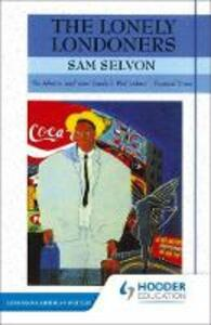 The Lonely Londoners - Sam Selvon - cover