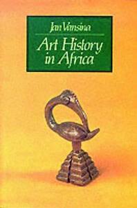 Art History in Africa - J. Vansina - cover