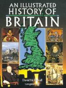 Illustrated History of Britain, An Paper - David McDowall - cover