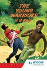 The Young Warriors - Peter Reid - cover